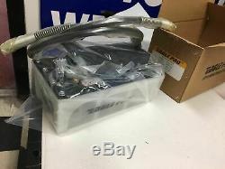 Eagle Pro Air Hydraulic Foot Pump 10,000 PSI Foot Pedal Frame Machine Press