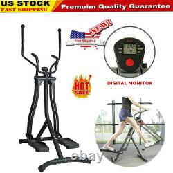 Elliptical Exercise Machine Fitness Home Gym Cardio Workout Air Stepper Walkers