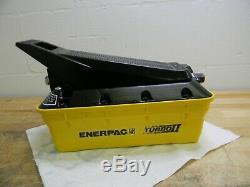 Enerpac 2 Liter Turbo II Air Hydraulic Pump with 3 Way Treadle PATG-1102N REPAIR