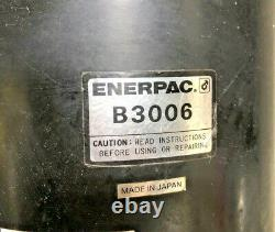 Enerpac B3006 Air-Hydraulic Intensifier Booster Automation Fixture Clamping