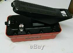 Enerpac- Blackhawk Turbo Air Foot Pump- B65427