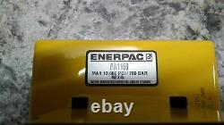 Enerpac PA1150 10,000 PSI Cap 0.15 Gal Reservoir Cap Air Powered Hydraulic Pump