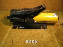 Enerpac PA133 Air Pueumatic Hydraulic Pump