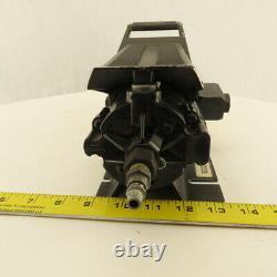 Enerpac PA133 C2402C 10,000 PSI Air Hydraulic Hand Foot Pump Single Acting