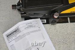 Enerpac PA136 Air Driven Pneumatic 3000-PSI Hydraulic Foot Pump NEW USA MADE