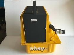 Enerpac PAM1022 Pneumatic Air Hydraulic Pump Single Acting 10000psi
