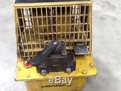 Enerpac PAM1042 Air Powered Hydraulic Pump