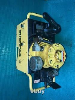 Enerpac PAM9208 Air Operated Hydraulic Pump/Power Pack 700 BAR/10,000 PSI