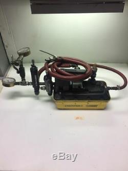 Enerpac PAMG1402N Turbo II C4812C Air Hydraulic Pump 10,000PSI Warranty