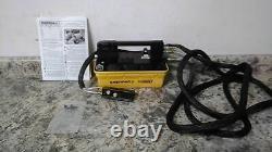 Enerpac PARG1102N 10,000 PSI Capacity Air Powered Hydraulic Pump