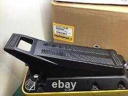 Enerpac PATG1102N Hydraulic Air Operated Pump 10,000 PSI NEW