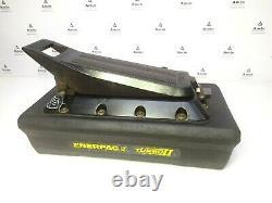Enerpac PATG1105N TURBO Air hydraulic Hand/Foot operated pump 700 bar -TESTED
