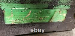 Enerpac PATG1105N Turbo II Air/Hydraulic Foot Pump 10K. Ships Oil Drained. Lot#2