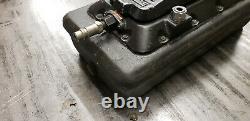 Enerpac PATG1105N Turbo II Air/Hydraulic Foot Pump 10K. Ships Oil Drained. Lot#4