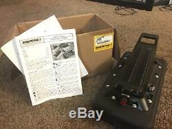 Enerpac PATG1105N Turbo II Air Hydraulic Pump with 3 Way Treadle
