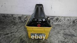 Enerpac PATG-1102N 10,000 PSI Cap 0.54 Reservoir Cap Air Powered Hydraulic Pump