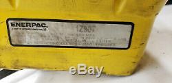 Enerpac PATG-1102N Air 10K Hydraulic Pump withHose. Tested Ok. Lot#2 shelf r1
