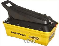 Enerpac PATG-1102N Turbo II Air/Hydraulic Pump
