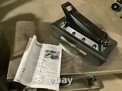 Enerpac PATG-1105N Air/Hydraulic Pump, 10,000 PSI Foot Pump