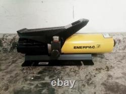 Enerpac PA-133 10000 PSI Cap Air Powered Hydraulic Pump