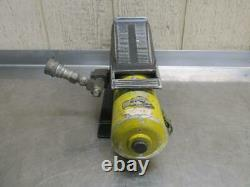 Enerpac PA-136 Pneumatic Air Hydraulic Pump Foot Pedal Actuated 3,000 PSI