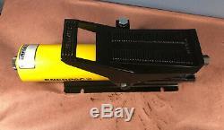 Enerpac Pa-133 Air Driven Hydraulic Foot Pump 10,000 3/8
