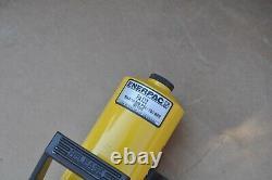 Enerpac Pa-133 Air Driven Hydraulic Foot Pump 10,000 3/8 Npt