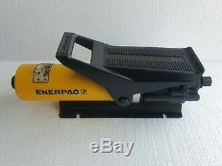 Enerpac Pa-133 Air Operated Hydraulic Foot Pump 700bar / 10000 Psi