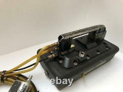 Enerpac Parg1105n Turbo II Pneumatic Air Hydraulic Pump With Remote 700 Bar