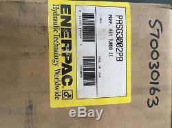 Enerpac Pasg3002pb Pump Air Turbo II 1406c Air Hydraulic Pump