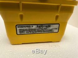 Enerpac Patg1102n Turbo 2 Air Driven Hydraulic Pump 700 Bar/10,000 Psi New