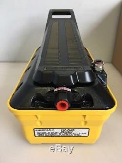 Enerpac Pump Air Turbo II Air Hydraulic Foot Pump 82C-0AP