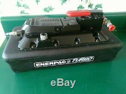 Enerpac Turbo PAC 5005NHC 2800 Air Driven Hydraulic Pump