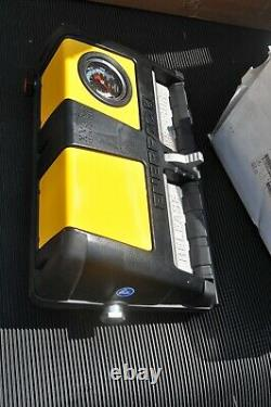 Enerpac XA11G Hydraulic Pump 10,000 PSI Air Operated WithGAUGE NEW