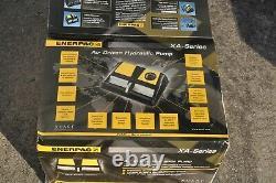 Enerpac XA11 Hydraulic Pump 10,000 PSI Air Operated NO GAUGE