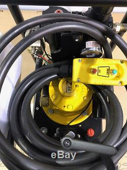 Enerpac ZA4 Hydraulic Torque Wrench Air Pump