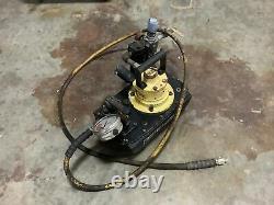 Enerpac Za4208mx Air Hydraulic Pump