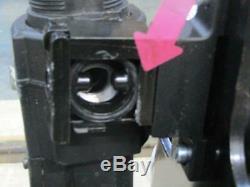 Enterpac ZA4204TX-Q Two Speed, Air Hydraulic Torque Wrench Pump