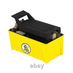 Esco 10876 Yellow Jackit 1/2 Gallon Air Hydraulic Pump