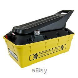Esco Equipment 10200 Combi Bead Breaker Kit 3 1/2 Quart Hydraulic Air Pump