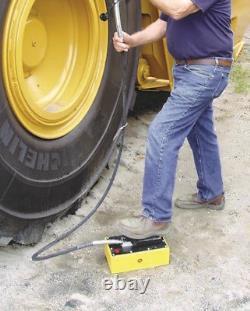 Esco Equipment 10592 5 Quart Metal Reservoir Air Hydraulic Pump