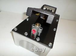 Esco Yellow Jackit 10875 Air/Hydraulic Pump 10K PSI 5-Quart Plastic Reservoir