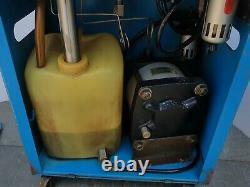 FUJIKIN Air Hydraulic Oil Booster Unit 3000 Bar, Bolt Tensioner Pump 43500 PSI