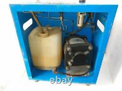 FUJI AIR HYDRAULIC TEST PUMP OIL BOOSTER PUMP 250Mpa 2500 BAR WITH ORIGINAL HOSE