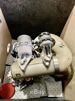 Fairchild T201000002 Hydraulic Pump Turbine Air Drive Model TP85 8 Core Only
