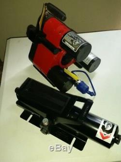 GC 16 XD Crimper (plus Hydraulic Shop Air Pump)