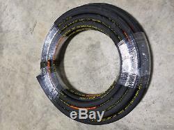 Gates 4-20 Hydraulic Hose Crimper Adjustable / Air Pump & 3 Dies FREE HOSE B