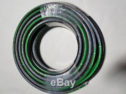 Gates 4-20 Hydraulic Hose Crimper Adjustable With Air Pump & 3 Dies & FREE HOSE -G