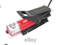 Gates Enerpac Air Operated Hydraulic Foot Pump, 10,000 Psi, Eoe2300 B44920