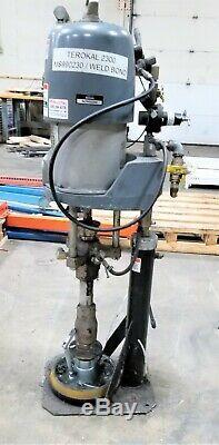Graco Bulldog 401 Air Motor / Pump & 5 Gallon Drum Un-Loader #28